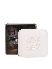 Dárkově balené mýdlo v plechové dóze LOL The Scottish Fine Soaps Company