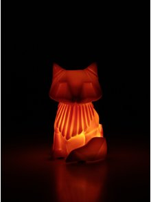 Lampa LED Disaster Fox sub forma de vulpe