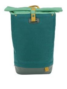 Šedo-petrolejový batoh Case Logic Larimer  20 l