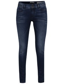 Blugi bleumarin de damă cu croi slim fit Garcia Jeans Rachelle