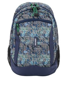 Rucsac cu print geometric  Freelander Multi Compartment