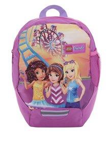 Ružový dievčenský batoh LEGO Wear Friends Funpark 10 l
