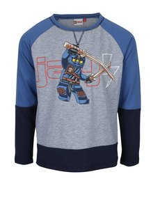 Bluză multicoloră cu print pentru băieți  Lego Wear Teo
