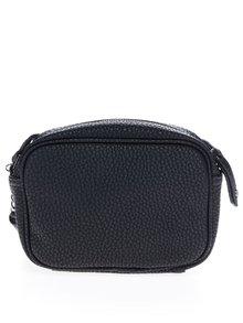 Čierna crossbody kabelka so strapcami Superdry Spot Delwen