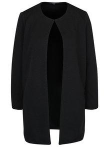 Čierny tenký kabát VERO MODA Stella