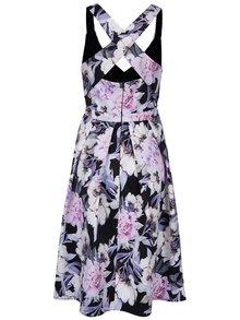 Rochie midi multicoloră cu bretele late Dorothy Perkins