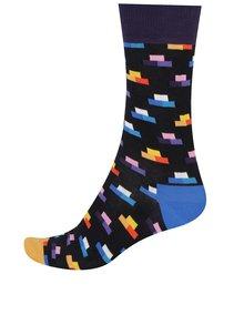 Sada čtyř párů pánských vzorovaných ponožek Happy Socks Pop