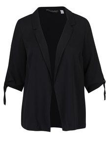 Čierne tenké sako Dorothy Perkins Curve