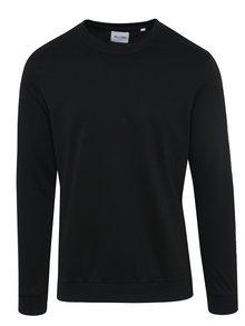 Bluză neagră cu print - ONLY & SONS Colter