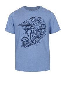 Světle modré klučičí triko s krátkým rukávem 5.10.15.