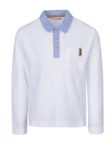 Bluză polo albă pentru băieți  5.10.15.
