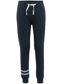 Pantaloni bleumarin cu șnur pentru băieți - name it Ken