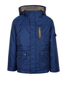 Modrá chlapčenská bunda s kapucňou 5.10.15.