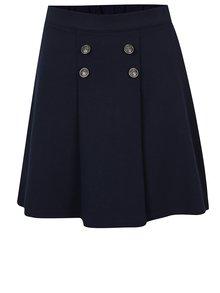 Tmavě modrá holčičí sukně s pružným pasem 5.10.15.