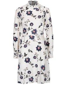 Rochie - tunică cu flori gri - VERO MODA Nadia