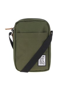 Khaki crossbody taška The Pack Society