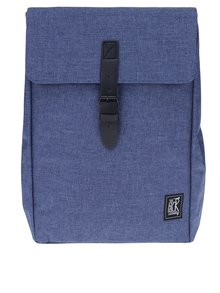Rucsac albastru din denim The Pack Society 18 l