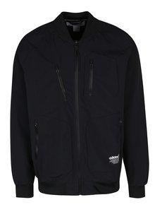 Čierna pánska bunda adidas Originals Urban