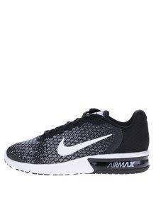 Pantofi sport negri pentru bărbați Nike Air Max Sequent
