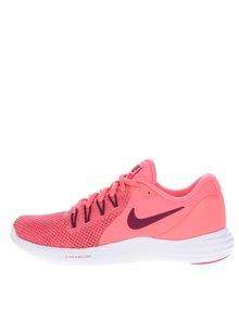Pantofi sport roz neon pentru femei  Nike Lunar Apparent