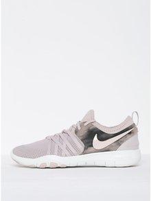 Pantofi sport roz pentru femei - Nike Free TR 7 AMP