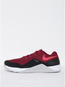 Černo-vínové pánské tenisky Nike Metcon Reper DSX