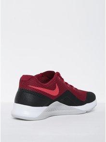 Čierno-vínové pánske tenisky Nike Metcon Reper DSX