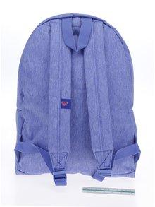 Modrý melírovaný batoh Roxy Sugar Baby