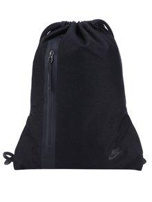 Čierny vak s vreckom Nike 13 l