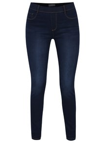 Jeggings albaștri cu aspect decolorat  Dorothy Perkins