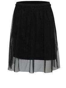 Černá holčičí tylová sukně Blue Seven