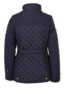 Tmavě modrá dámská prošívaná bunda s kapsami Tom Joule Newdale