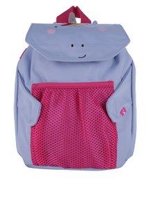 Světle modrý holčičí batoh ve tvaru jednorožce Tom Joule