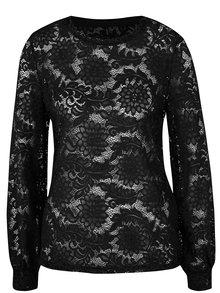 Bluză neagră din dantelă - ONLY Laura