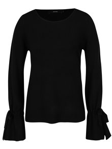 Pulover negru cu mâneci clopot - VERO MODA Montauge
