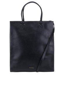 Čierna kožená kabelka Royal RepubliQ