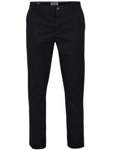 Pantaloni chino slim negri Original Penguin Fracus