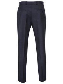 Tmavomodré formálne nohavice Jack & Jones Premium Thom