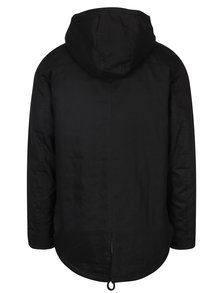 Jachetă neagră parka ONLY & SONS Elmer