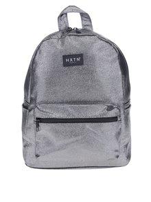 Šedý třpytivý batoh HXTN supply