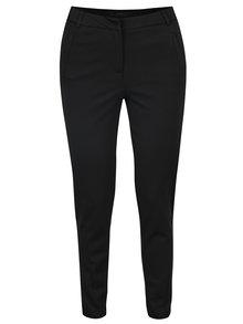 Černé kalhoty VERO MODA Victoria