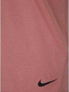 Top corai cu gri cu croi lejer pentru femei Nike
