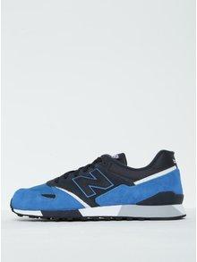 Modro-tmavosivé pánske tenisky New Balance