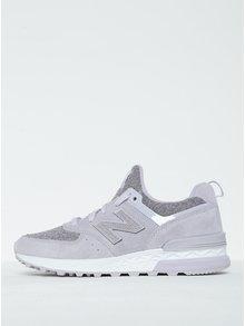 Pantofi sport violet deschis pentru femei - New Balance