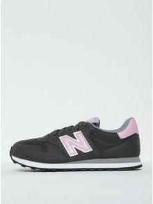 Černé dámské tenisky New Balance