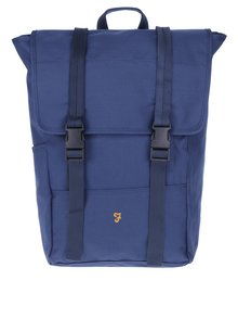 Tmavě modrý batoh Farah Banks