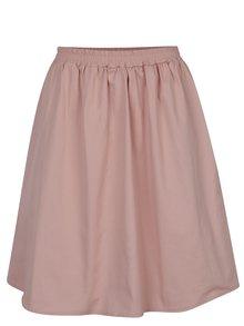 Staroružová sukňa s vreckami ZOOT