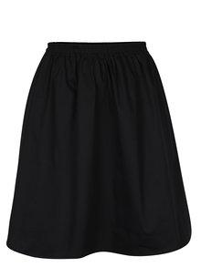 Čierna sukňa s vreckami ZOOT