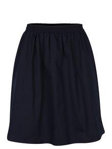 Tmavomodrá sukňa s vreckami ZOOT