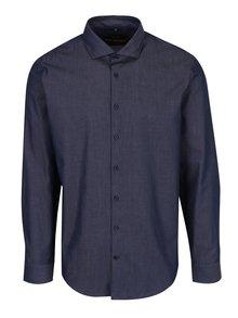 Tmavě modrá košile Seidensticker